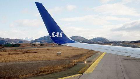 Avinor tror på fortsatt vekst i Nord-Norge og regner med ytterligere vekst når ny lufthavn i Bodø står klar. Foto: Håkon Mosvold Larsen / NTB scanpix