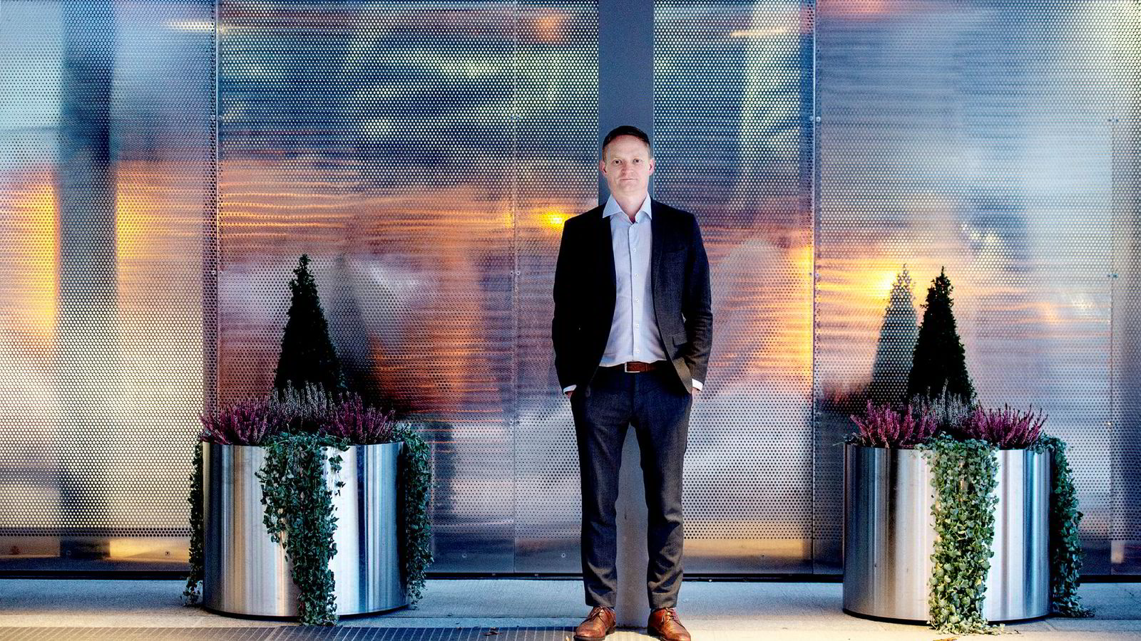Leder for samfunnskontakt og kommunikasjon i Bank Norwegian, Kai-Morten Terning, mener epostene viser at konkurrentenes planer bryter med konkurranseloven.