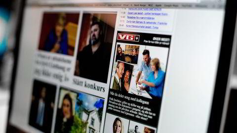 VG+ vokste raskt til å bli Norges største betalte nettavis fordi de systematisk bruker denne nye innsikten i digital mediebruk. Foto: Mikaela Berg