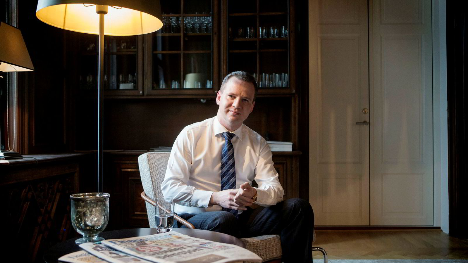 Administrerende direktør Stig Myrseth i Kryptovault er i ferd med å ekspandere selskapets virksomhet til Glomfjord og Sauda. Tidligere var Myrseth aksjeplukker og både grunnla og drev forvaltningsfondet Dovre Forvaltning – med svært god gevinst for kundene.