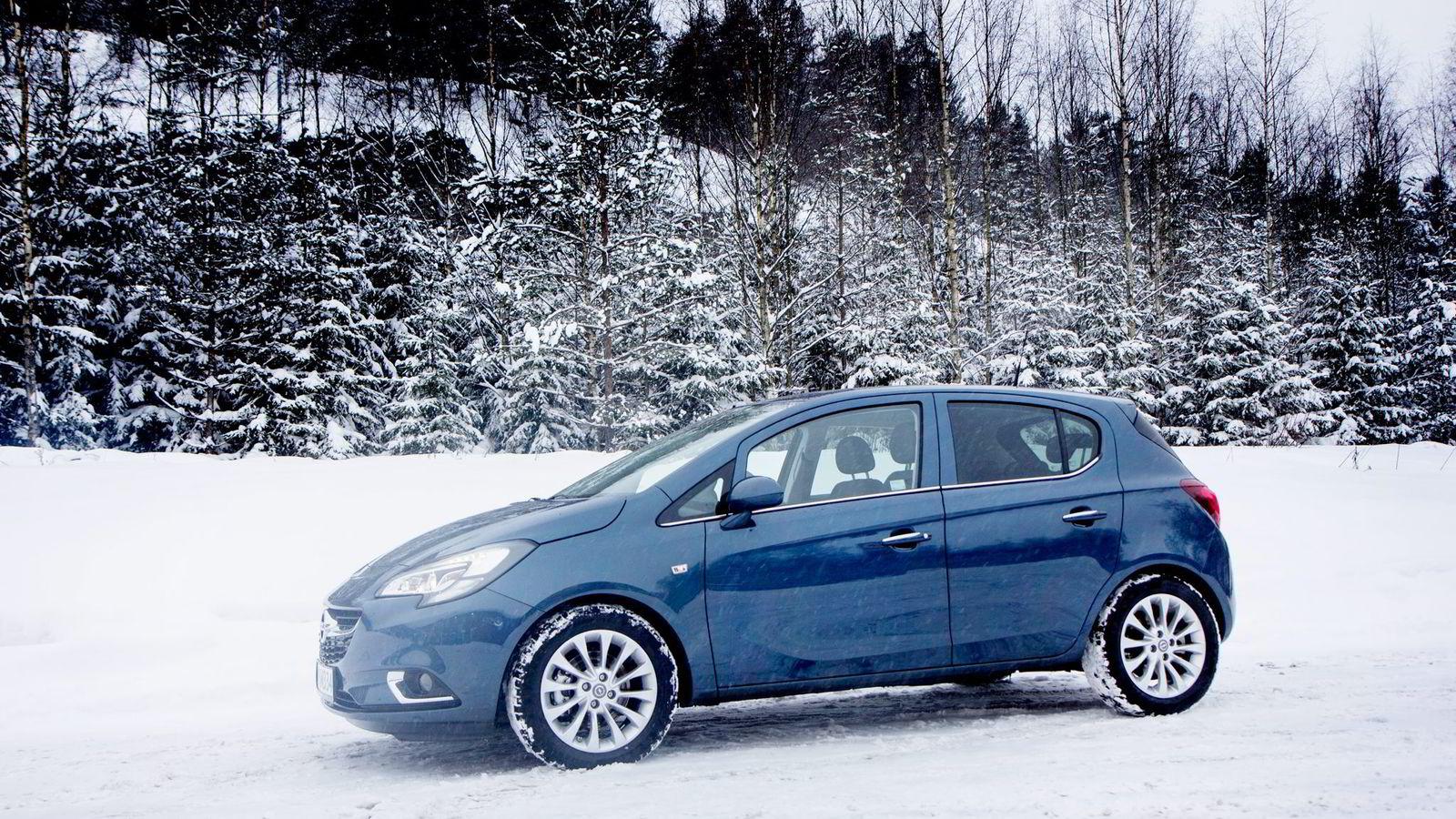 Opel Corsa ble bilen for folk som ikke liker bil. Nå forsøker Opel å forandre den lille bilens image.