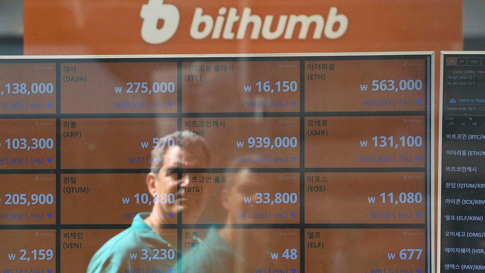 95 prosent av all bitcoin-handel skal være manipulert, ifølge forvaltningsselskapet Bitwise.