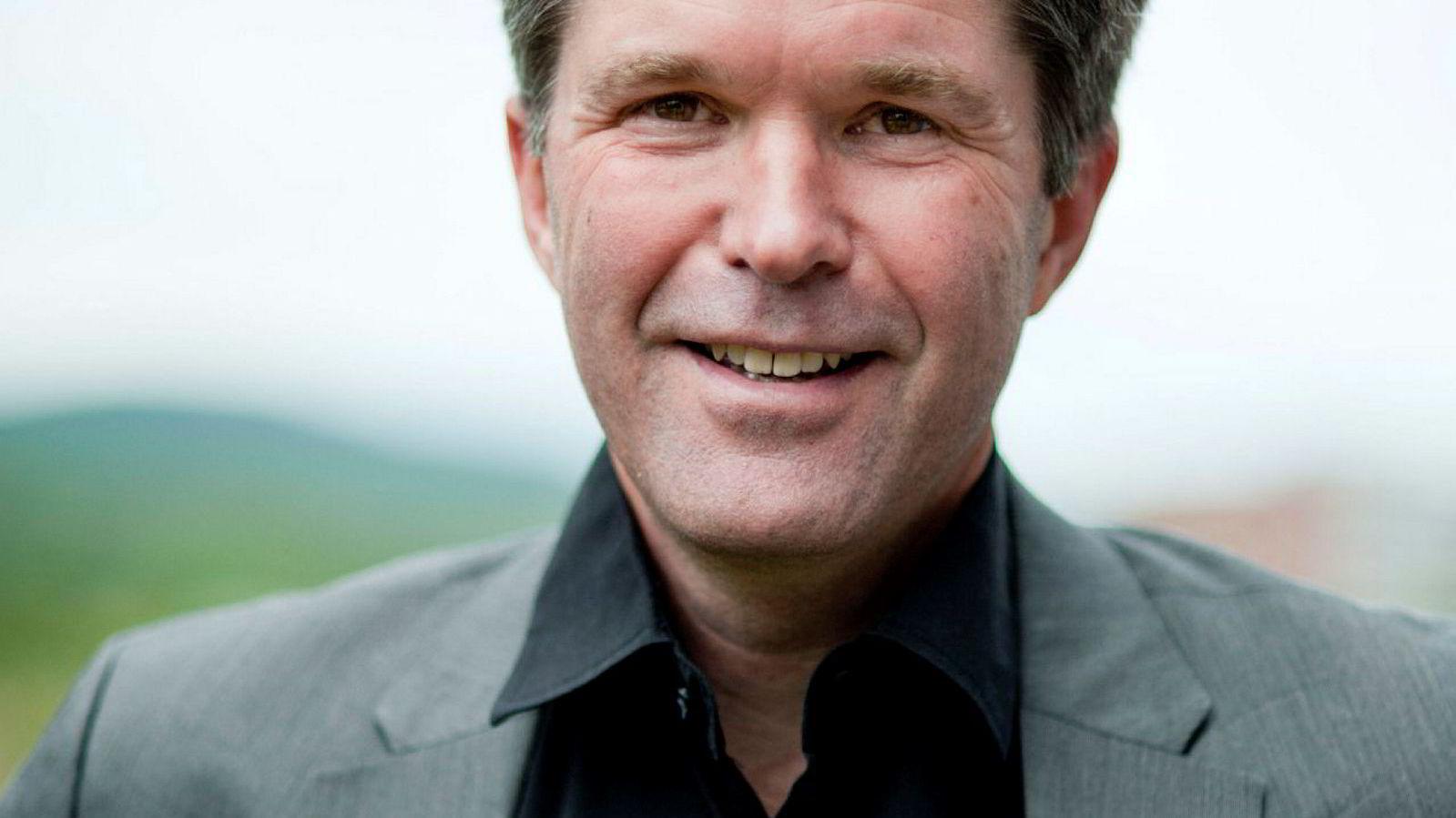 John-Arne Røttingen, direktør i Forskningsrådet.