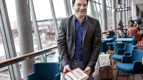 SKATT. Thomas Pikettys publisering av «Capital in the 21st Century» har utløst en ny skattedebatt. I møte med den politiske virkeligheten fremstår imidlertid diskusjonen først og fremst som en akademisk øvelse, ifølge artikkelforfatteren. Foto: Klaudia Lech