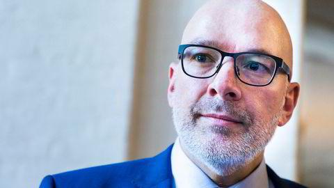 Konsernsjef i Danske Bank, Jesper Nielsen, sier i meldingen at siktelsen er som forventet.