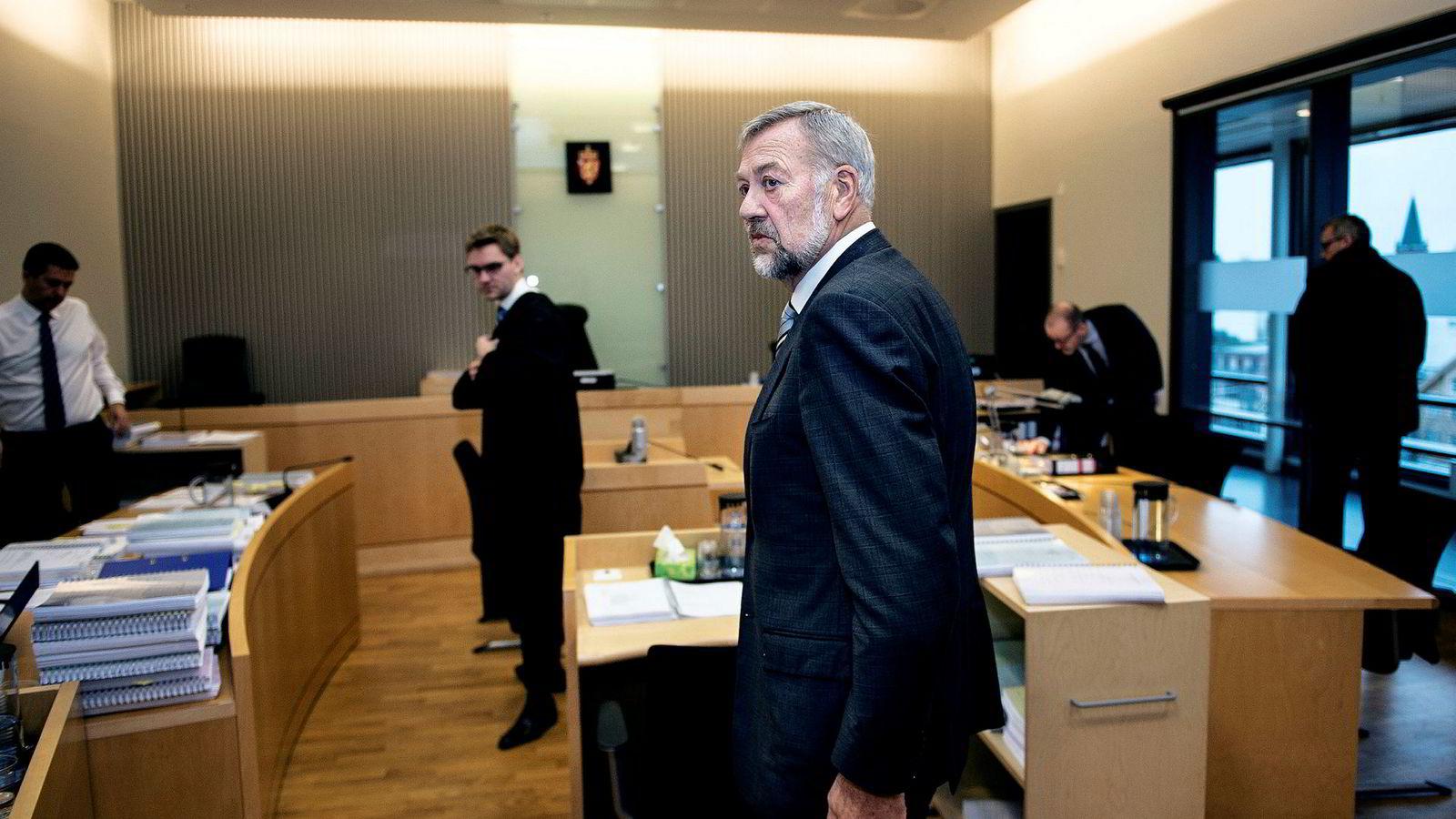 Den sørlandske oljegründeren Bjarne Skeie betegnet i Jæren tingrett skattesaken som forferdelig for ham. Han har for øvrig ikke villet uttale seg i pressen om saken.