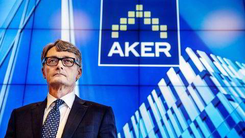 Aker-sjef Øyvind Eriksen ser stort potensial i Ghana.