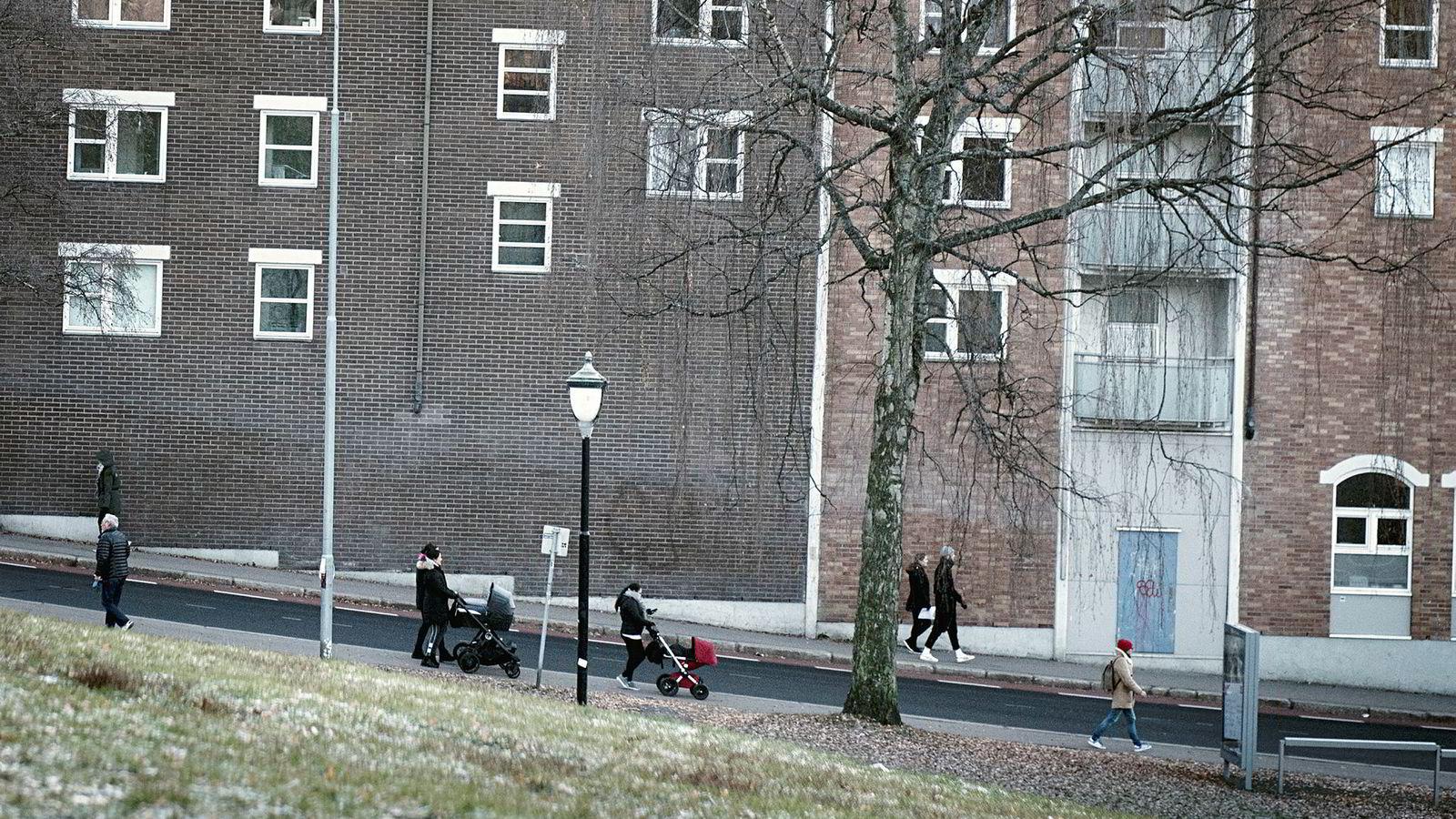 Gjelden til norske husholdninger er rekordhøy, ikke bare nominelt, men også som andel av inntekt.
