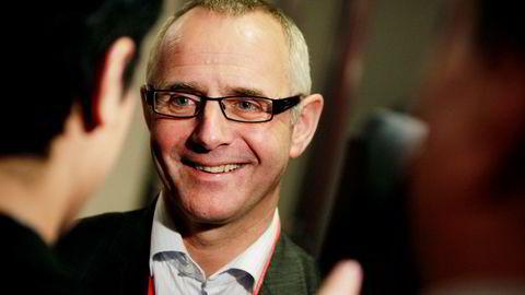 Lederen av LO-forbundet Postkom, Odd Christian Øverland, vil slå seg sammen med Fagforbundet.