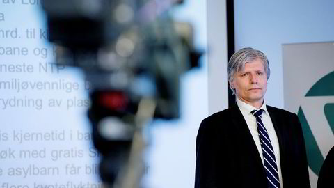 Venstres Ola Elvestuen hardt ut mot Arbeiderpartiets klimavegring.