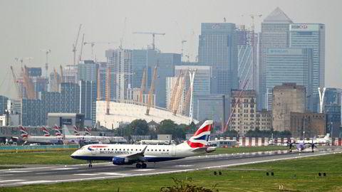 IAG, som blant annet eier British Airways, kan bli blant flyselskapene som rammes hardest dersom Storbritannia forlater EU uten en avtale.
