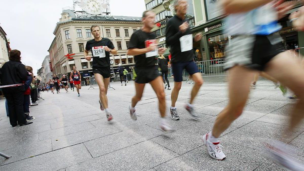 Bare tull med rådyre løpesko | DN