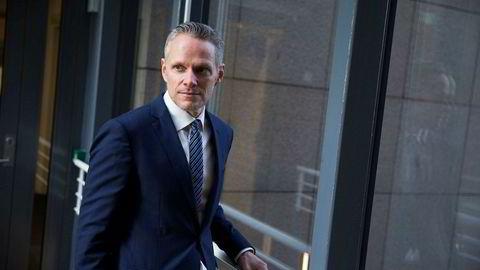 Sjefstrateg i Danske Bank, Christian Lie.
