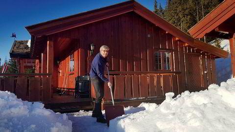 – Jeg har fått mange henvendelser og de har vært samstemte, sier Arnfinn Nordheim som er leder i Toppagrenda Hytteeierforening på Gålå der mange hytteeiere over natten fikk dobbel eiendomsskatt. Han er glad for at kommunen har lyttet til deres innsigelser.