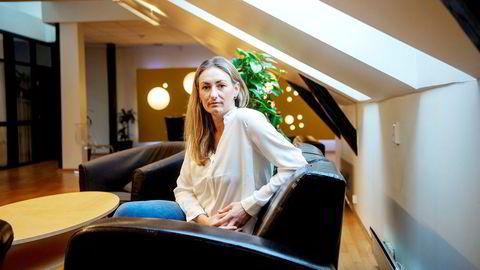 Seksjonssjef Camilla Nervik i Datatilsynet.