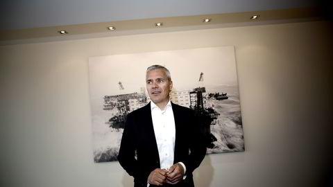 Dag Rasmussen. Foto: Tomm W. Christiansen