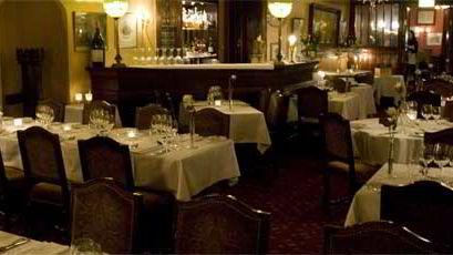 GAMMEL BOHEM. Ny restauratør til tross, på Café Engebret er det meste ved det gamle.