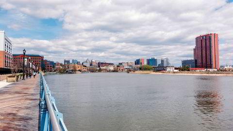Wilmington i Delaware. Foto: Johannes Worsøe Berg