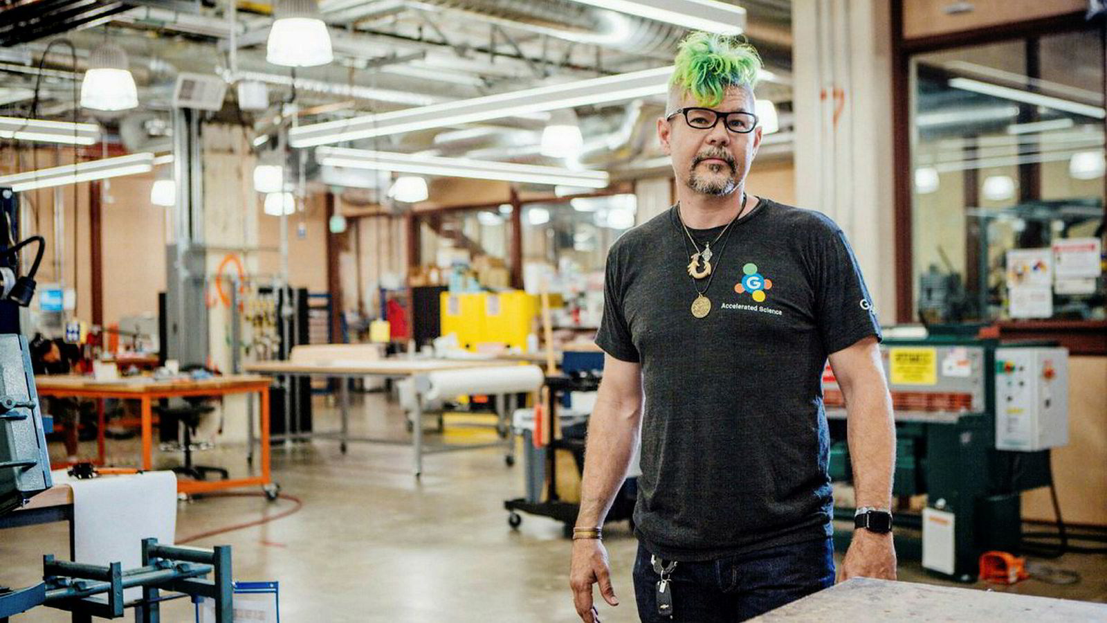 Rich DeVaul trekker seg fra Googles prestisjeselskap X.