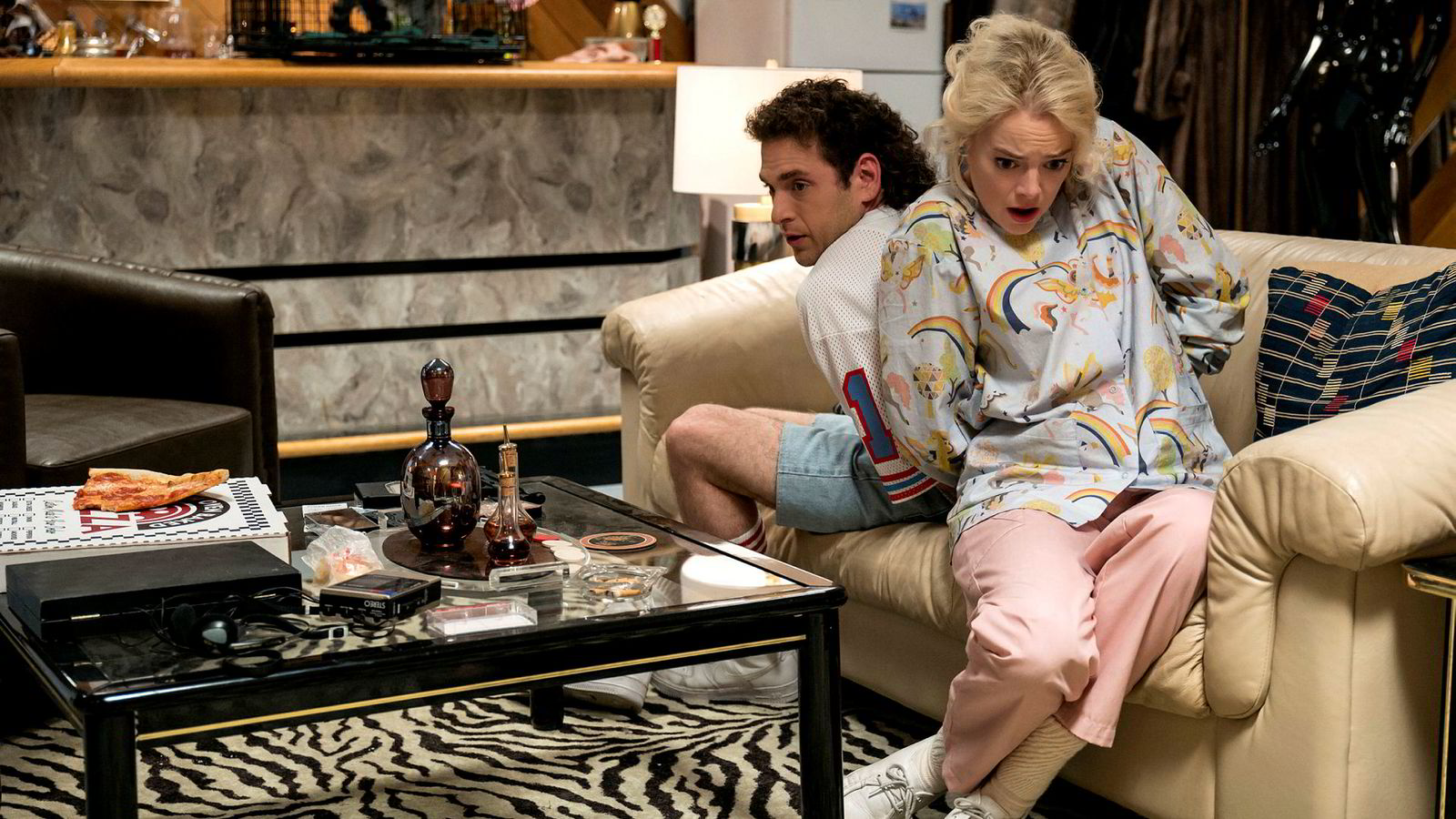 Jonah Hill og Emma Stone har hovedrollene i den nye Netflix-serien «Maniac»