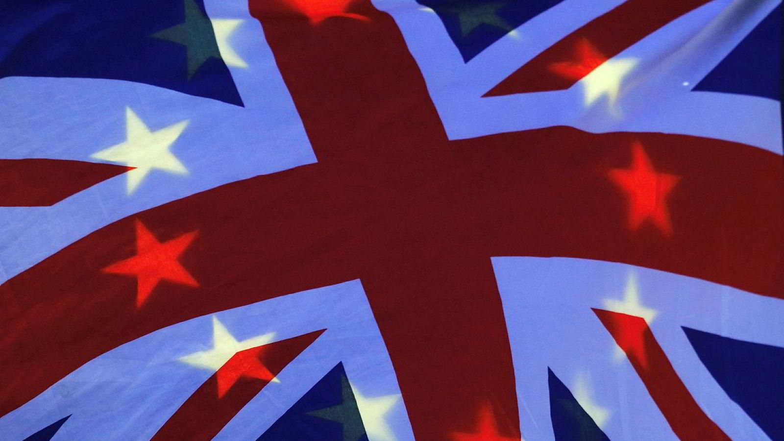 Fortsatt stor usikkerhet om hva som skjer mellom EU og Storbritannia.