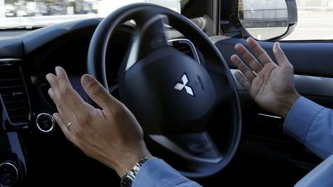 Japan har lagt frem forslag til ansvarsregler ved ulykker med selvkjørende biler.
