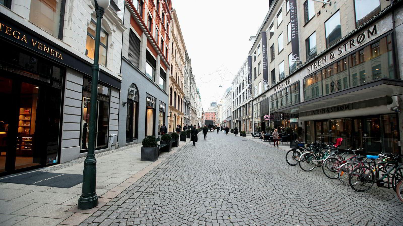 Nesten halvparten er stort sett positive til å få en bilfri sentrumkjerne i Oslo.