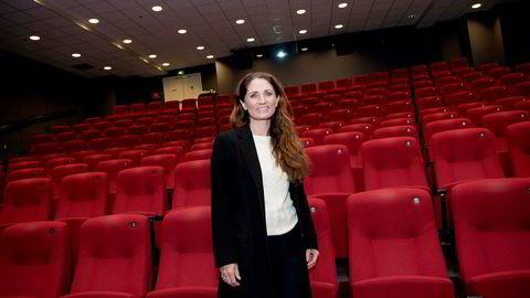 Norwegian Finans Holding ligger i en stigende trendkanal på kort til mellomlang sikt. Administrerende direktør Tine Wollebekk har kjøpt seg inn i banken for 1,3 millioner kroner. Foto: Elin Høyland