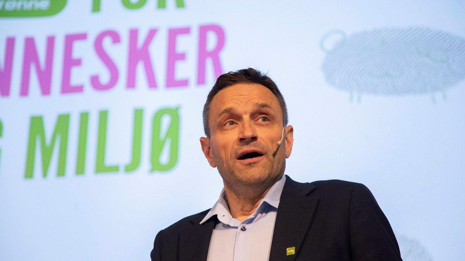 Nasjonal talsperson Arild Hermstad i Miljøpartiet De Grønne sier det er naturlig for partiet å søke regjeringsmakt hvis de gjør det like bra, eller bedre, i stortingsvalget i 2021 som de ligger an til å gjøre i årets kommune- og fylkestingsvalg.