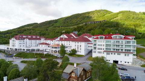 Dr. Holms Hotell på Geilo endte med et solid underskudd etter en omfattende oppussing i fjor.