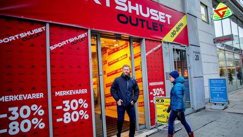 Nyansatt Gresvig-sjef Lars Kristian Lindberg bygger en ny lavpriskjede innen sport med merkenavnet Sportshuset outlet. Nå etableres et nytt selskap som skal oppskalere Gresvigs billigkonsept.