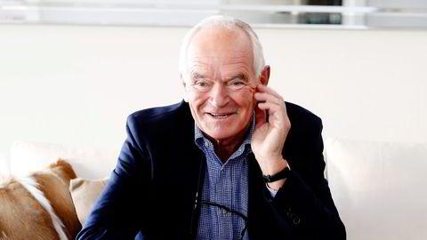 Bergensinvestor Trond Mohn investerer i selskap som driver utlån til næringseiendom og bolig. Foto: Kristin Svorte