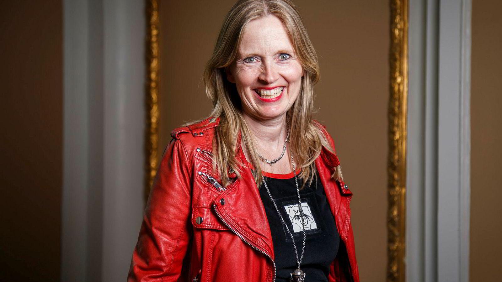 Teatersjef Agnete Haaland ved Den Nationale Scene i Bergen har søkt på stillingen.