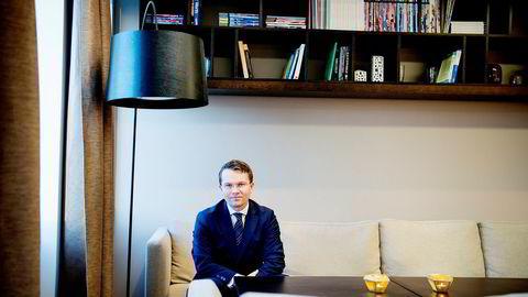 McKinsey-sjef Martin Bech Holte og McKinsey i Norge fikk et resultat på vel to millioner kroner før skatt, og overskuddet etter skatt ble drøyt en halv million kroner. Foto: Mikaela Berg