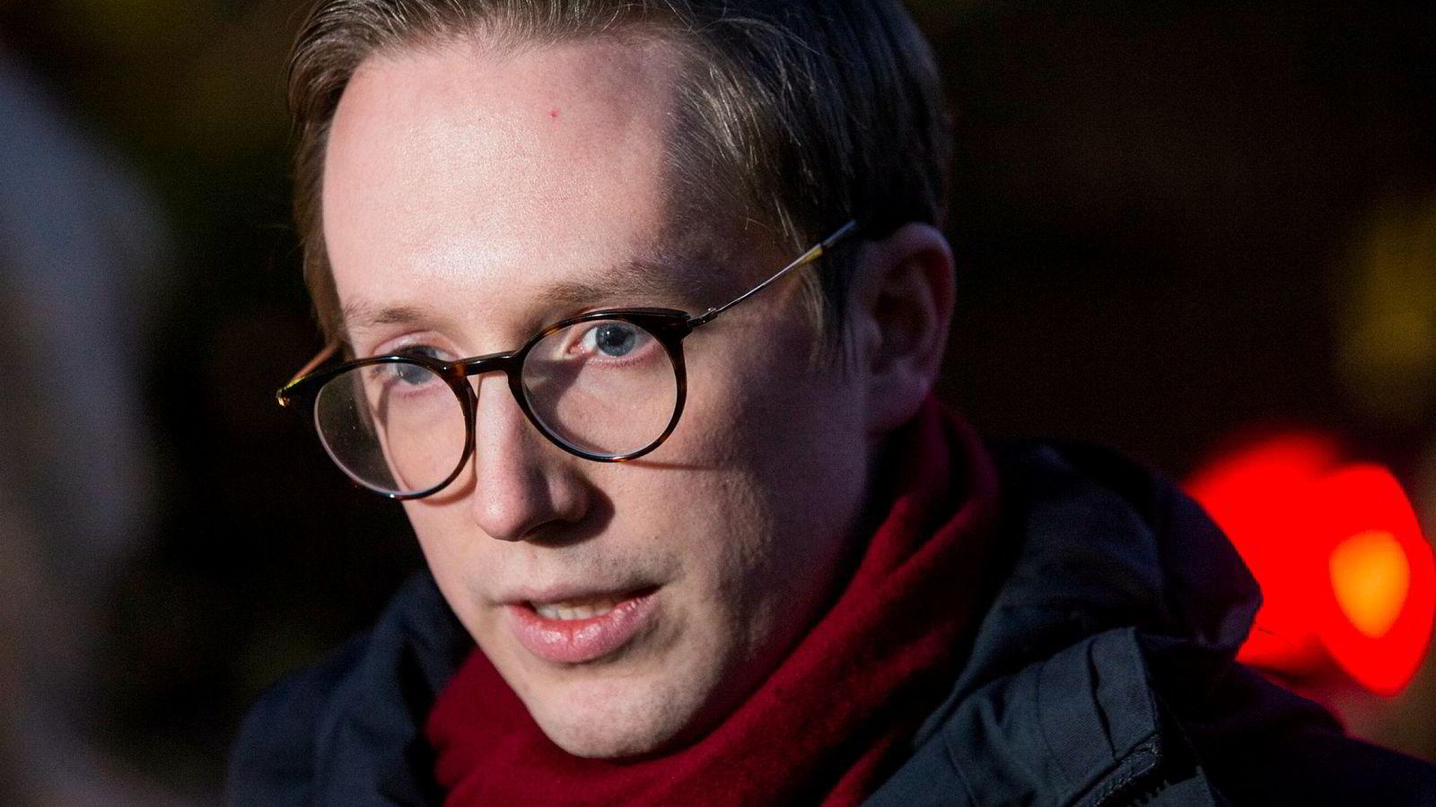 Kristian Tonning Riise er for tiden sykmeldt.