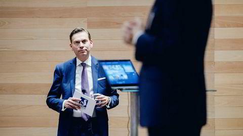 Raoul Grünthal er konsernsjef for Schibsteds medievirksomhet, Schibsted Media. Han sier det er nødvendig å gjennomgå strukturene for å bevare konkurranseevnen.