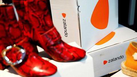 Nettbutikken Zalando er en av mange nettgiganter som har fordel av momsfritaket på 350 kroner.