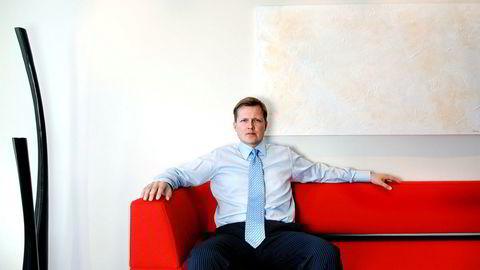 – KKR vil tilføre unik økonomisk og industriell kompetanse og innsikt, sier Jørgen Dahl, gründer og eier av Sector Alarm. Bildet er tatt i 2005.