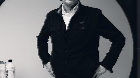 Kjell Torriset: – Jeg har pleid å si at Francis Bacon bodde i min bakgård