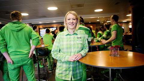 """Heidi Ibenholt har fått tilbakemeldinger fra lærere, sykepleiere og barnehageansatte som alle kjenner seg igjen i hennes opplevelse av at noen yrker anses som """"lavstatus"""". Foto: Mikaela Berg"""