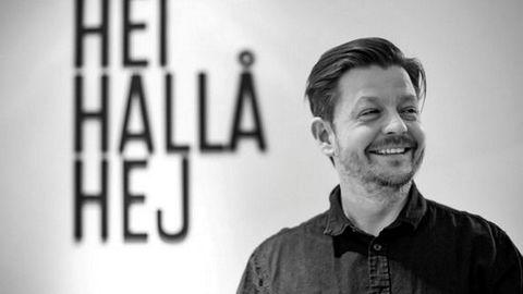 Ole Henrik Stubberud startet i Geelmuyden Kiese i august 2017. Nå blir han kreativ leder.