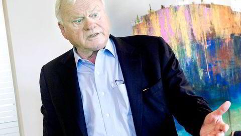 John Fredriksen. Foto: