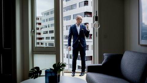Ex-eiendomsmegler Ole Morten Dreyer er blitt en av Stavangers største eiere av leiligheter.