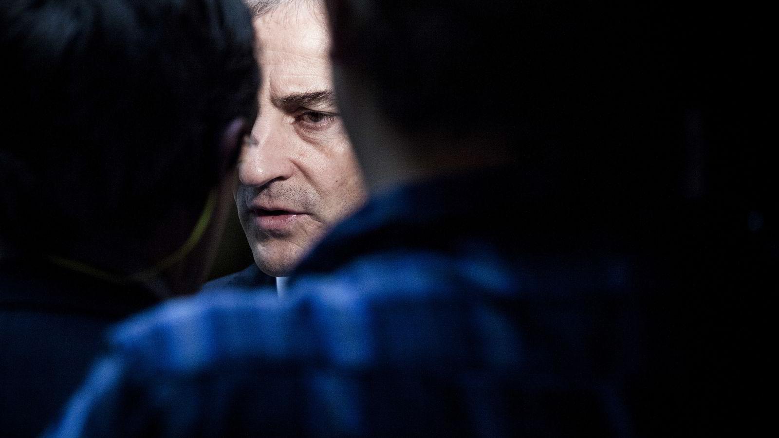BEKYMRET. AP-leder Jonas Gahr Støre advarer mot at flyktningene som nå kommer til Norge kan ende i ledighetskøen. Arkivbilde. FOTO: Adrian Nielsen