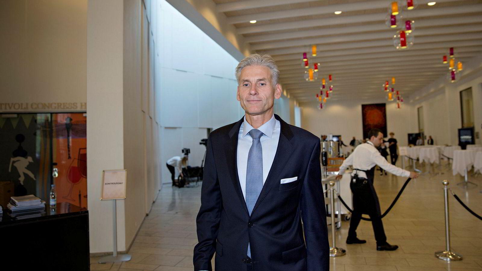 Norske Thomas Borgen gikk onsdag av som sjef for Danske Bank i forbindelse med den pågående hvitvaskingskandalen.