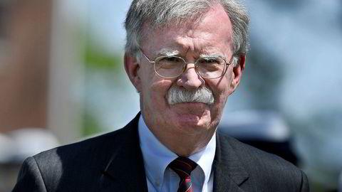 Nord-Korea har ikke mye pent å si om USAs nasjonale sikkerhetsrådgiver John Bolton.