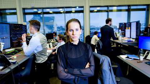 – Jeg tror ikke det er sannsynlig at det nå blåser opp til full handelskrig, sier aksjestrateg i Nordea, Ingvild Borgen Gjerde.
