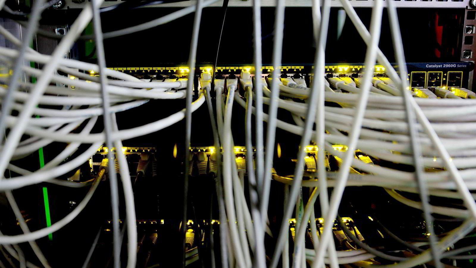 Stjeling av databehandlingskraft har økt med rundt 1000 prosent så langt i år. Som oftest gjøres det for å utvinne kryptovaluta med andres datakraft.