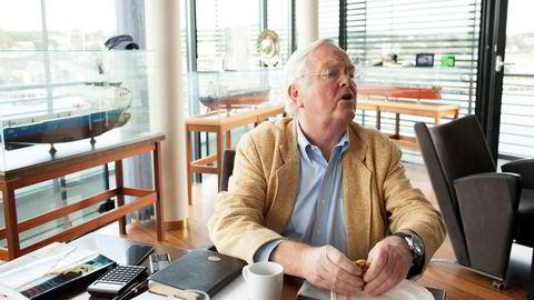 Herbjørn Hansson-styrte Nat sier for første gang at strandhuggingen av to skip kan være avtalebrudd. Hansson skriver at de har opptrådt «100 prosent korrekt».