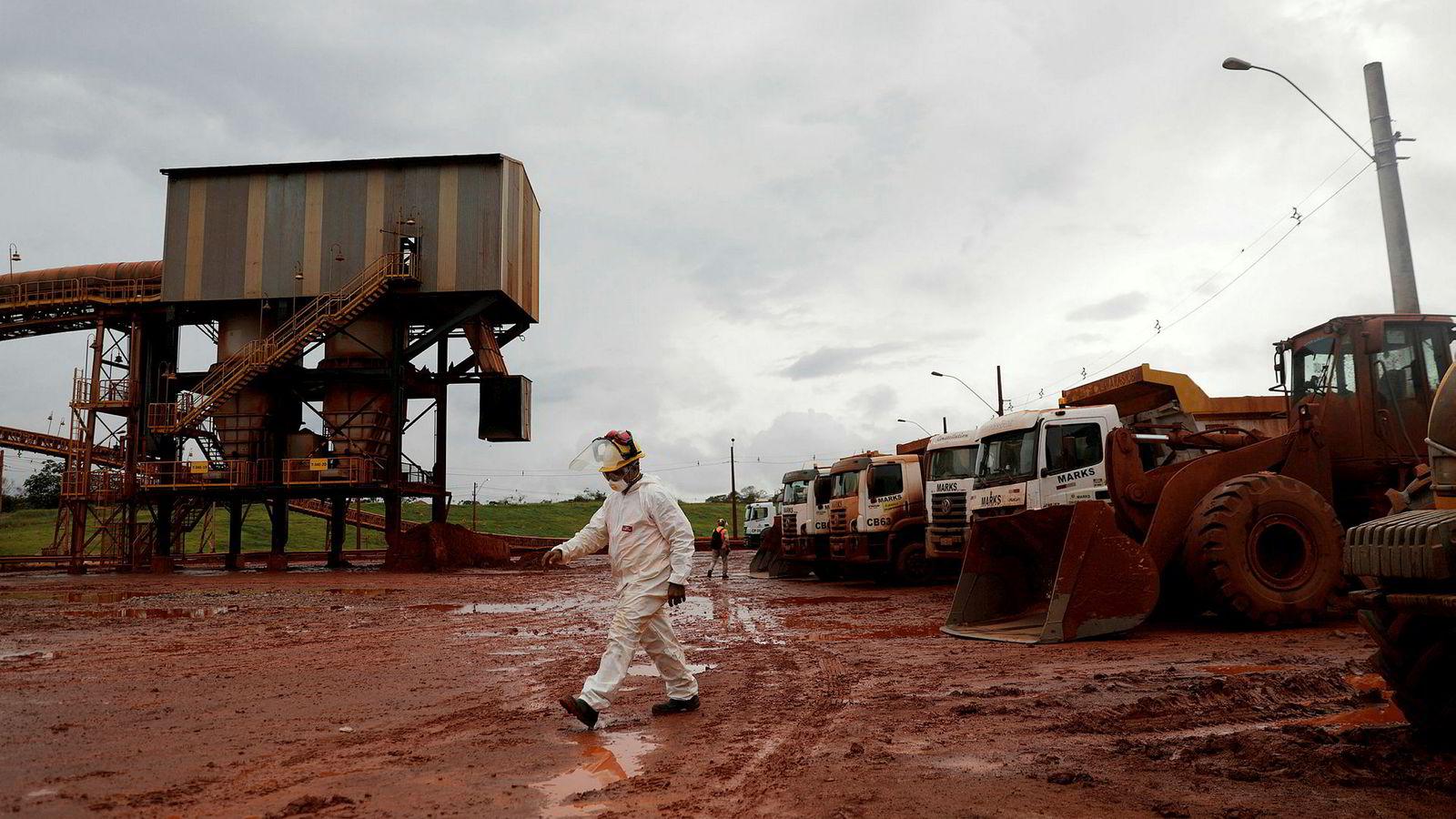 Hydro er ett steg nærmere en løsning på krisen i Brasil.
